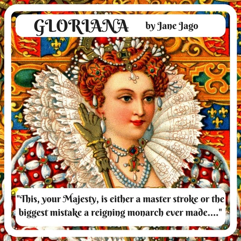 Coffee Break Read – Gloriana