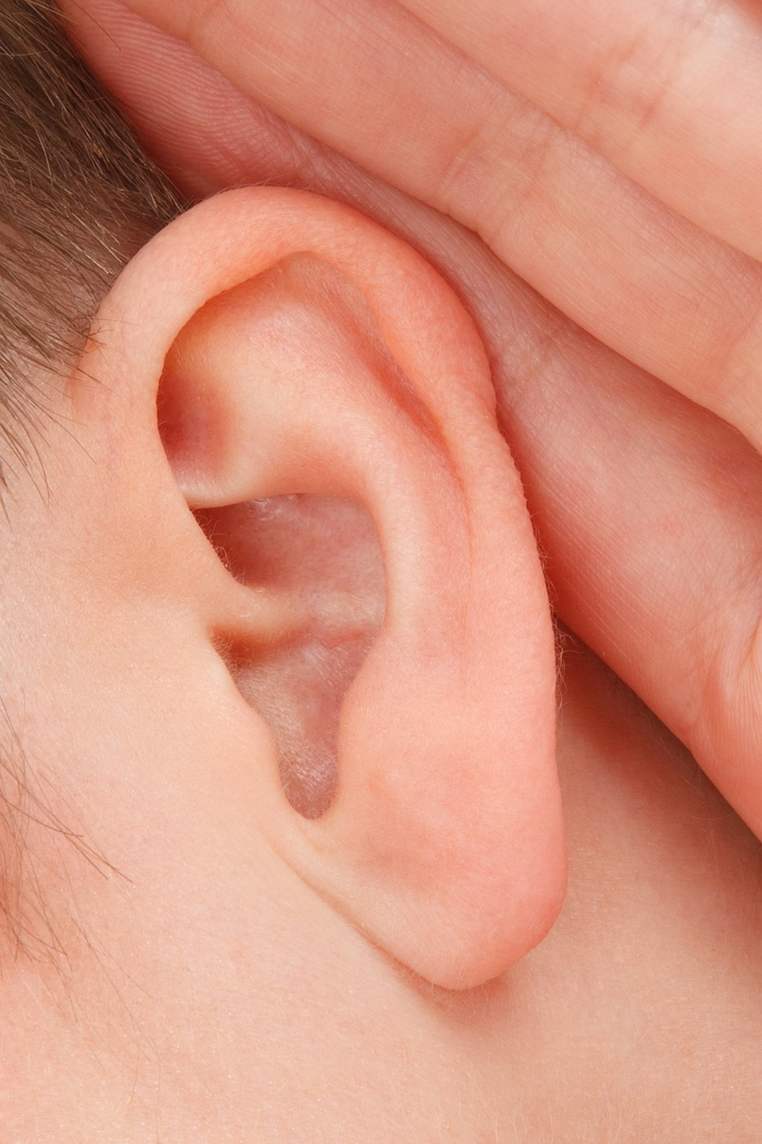 Заложило ухо после простуды