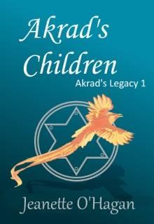 Friday Friends – Jeanette O'Hagan's 'Arkad's Children'