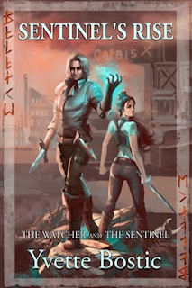 Author feature: Sentinel's Rise by Yvette Bostic