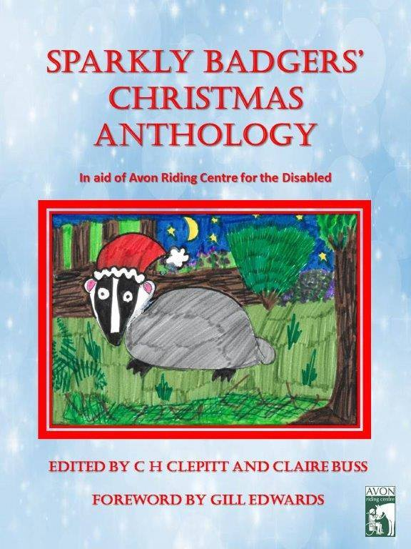 Author Feature: Sparkly Badgers' Christmas Anthology: In Aid of Avon Riding Centre for the Disabled