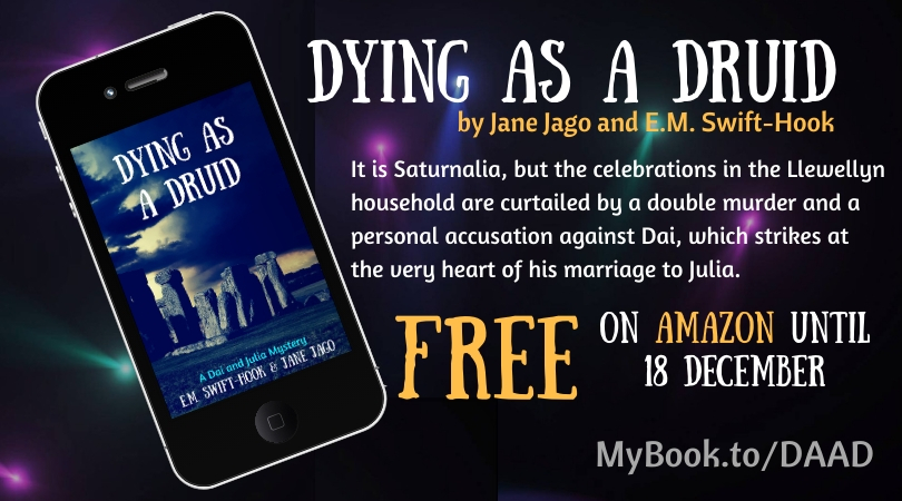 FREE for you – Dying as a Druid